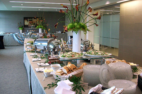 Buffet table - Gallery