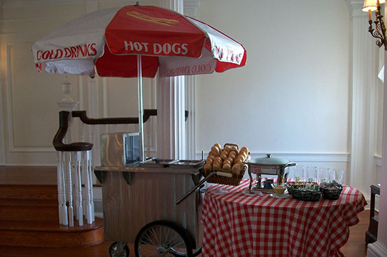 Hot dog stand - Gallery