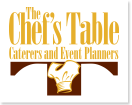 The Chef's Table Caterers and Event Planners